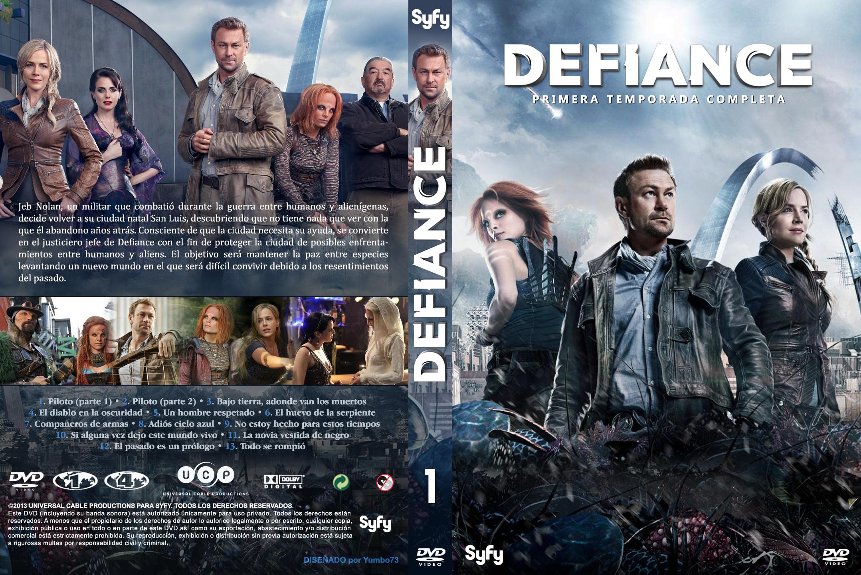 Defiance Temporadas 1 , 2 y 3 HDTV 720p  Torrent  3x11