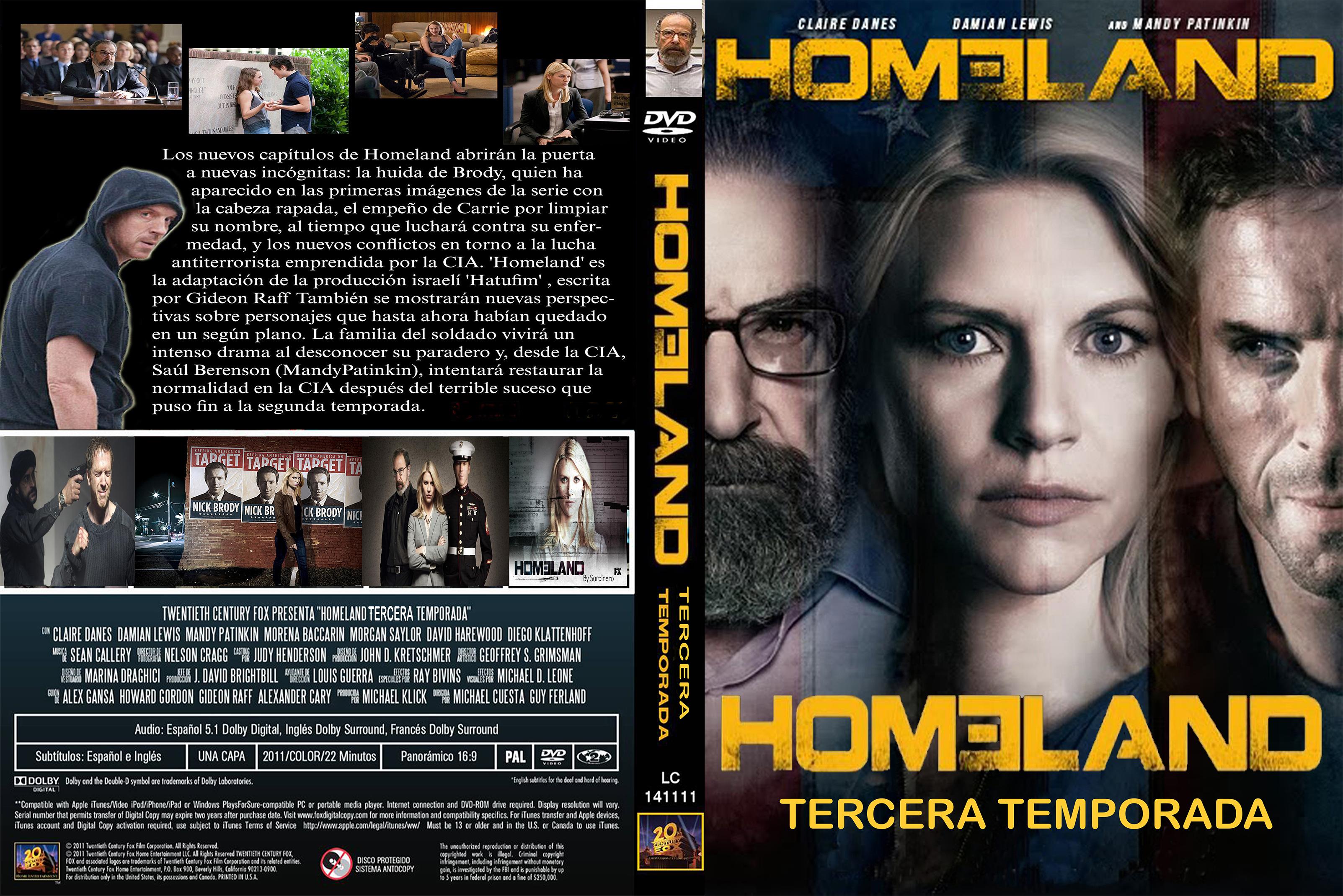 Homeland season 5 release date in Melbourne
