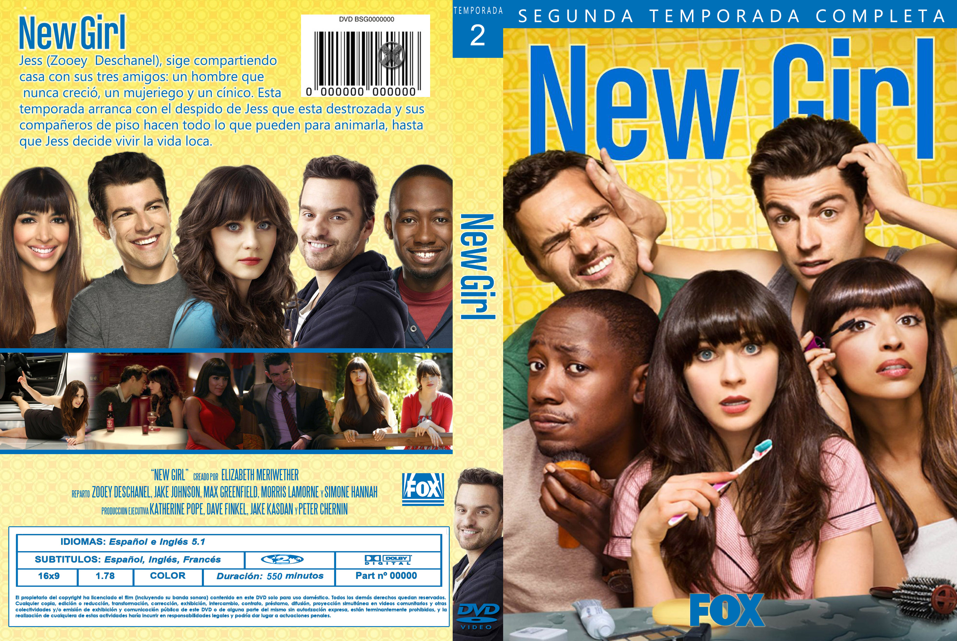 Ver New Girl Temporada 4 Seriales -