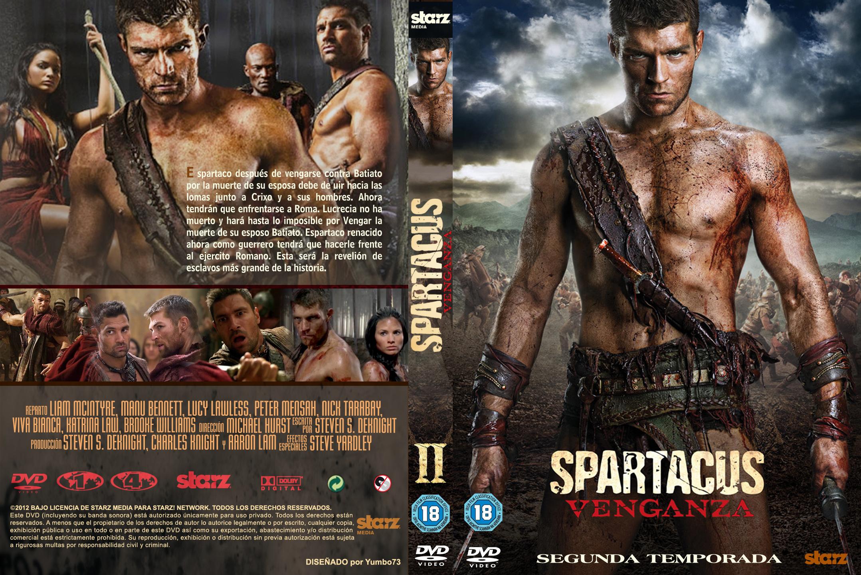 Nuevas carátulas de Spartacus - Menu-Graphics