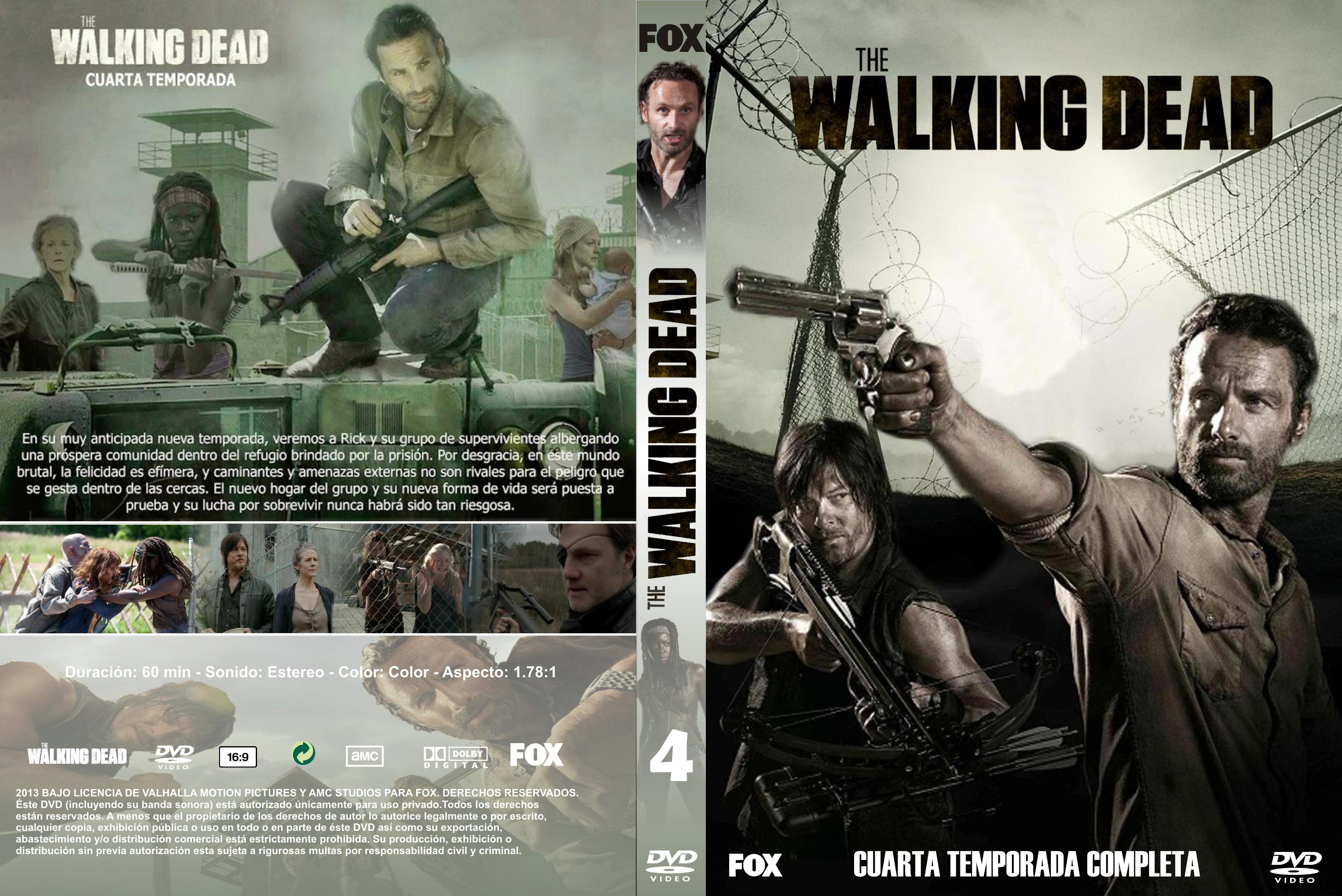 Best Walking Dead Cuarta Temporada Fox Contemporary - Casa & Diseño ...